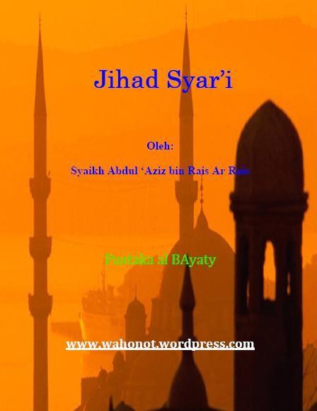 jihad syar'i