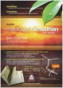 madrasah romadhon